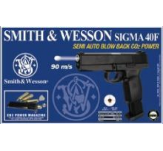 S & W Sigma PC Co2 - AIS-320506