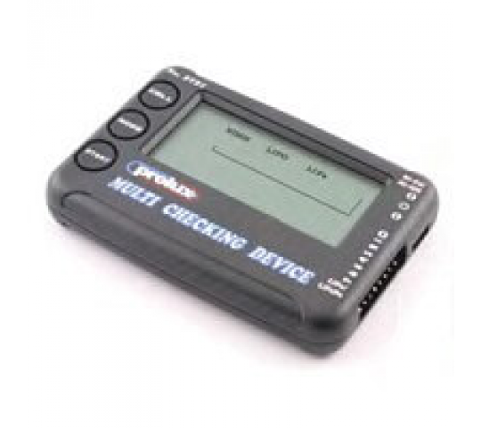 Prolux Multi Battery Checking Device - PX2721