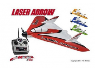 Laser Arrow RTF 2.4Ghz Brushless Mode 1 - PRO-AX-00240-01M1