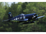 Corsair F4U blue 1400mm Version 3 FMS PNP - FS0189B