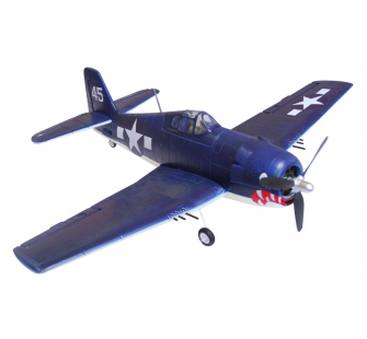 Mini F6F hellcat Blue KIT - FMS-FMS037-KIT