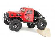 FTX Outback Texan 4X4 RTR 1:10e Trail Crawler  - Rouge - FTX5590R