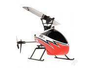 Helicoptere Ninja 250 avec Co-Pilot Assist StabIlisation et Altitude Hold 6 axes (Rouge) - TWST1001R