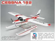 Cessna 182 EPO + Floats - ART-2101T