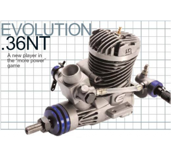 EVOLUTUION ENGINE .36 NT - EVO6EVOE0360