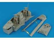 F-14A Tomcat cockpit set for Trumpeter - 1:32e - Aires - 2156