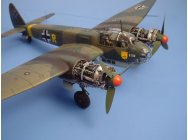 Junkers Ju 88A-4 - 1:48e - Aires - 4138
