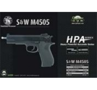Smith & Wesson M4505 HPA Ressort - AIS-320106