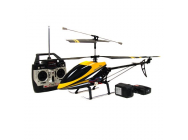 Helico RC Co-axial Double Horse 9101 3 voies Gyro integre Jaune - DIV-9101-YEL