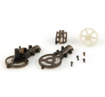 TWISTER 400S TAIL GEARBOX AND CASE SET - JP-6605906