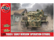 Tiger-1  Early Version-Operation Citadel - 1:35e - Airfix - A1354