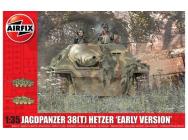 JagdPanzer 38 tonne Hetzer Early Version - 1:35e - Airfix - A1355