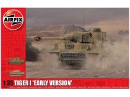 Tiger 1 Early Production Version - 1:35e - Airfix - A1357