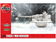 Tiger-1  Mid Version  - 1:35e - Airfix - A1359