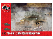T34/85 II2 Factory Production - 1:35e - Airfix - A1361