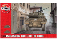 M36/M36B2  Battle of the Bulge  - 1:35e - Airfix - A1366