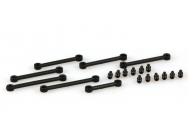 HLNA0011 CAMBER STEERING & SERVO LINKS - HLNA0011