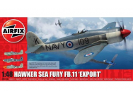 Hawker Sea Fury FB.11  Export Edition  - 1:48e - Airfix - A06106