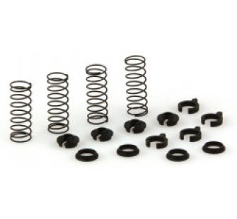 HLNA0014 SHOCK SPRING AND CUP SET (4)(ANIMUS) - JP-9950536