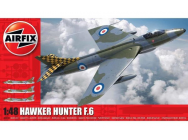 Hawker Hunter F6 - 1:48e - Airfix - A09185