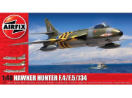 Hawker Hunter F4 - 1:48e - Airfix - A09189