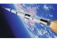 Apollo Saturn V 50th Anniversary of 1st Manned Moon Landing- 1:144e - Airfix - A11170