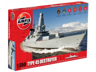 Type 45 Destroyer - 1:350e - Airfix - A12203