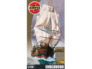 Endeavour Bark and Captain Cook 250th anniversary - 1:120e - Airfix - A50047