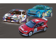Rally Car Collection - 1:43e - Airfix - A50188