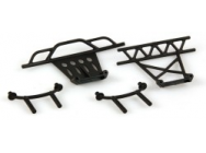 HLNA0023 BUMPERS AND BODY MOUNTS (ANIMUS SC) - JP-9950563