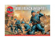 WWI French Infantry, Vintage Classics - 1:76e - Airfix - A00728V