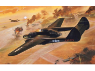 Northrop P-61 Black Widow - 1:72e - Airfix - A04006V