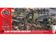 D-Day 75th Anniversary Operation Overlor Gift Set- 1:76e - Airfix - A50162A
