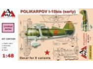 Polikarpov I-15 bis (early) - 1:48e - AMG - AMG48315