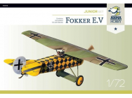 Fokker E.V Junior set - 1:72e - Arma Hobby - 70013