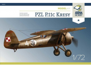 PZL P.11c  Kresy  Model Kit - 1:72e - Arma Hobby - 70017