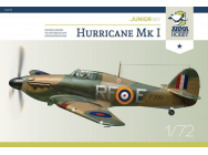 Hurricane Mk I Model Kit - 1:72e - Arma Hobby - 70020
