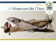 Hurricane Mk I Trop Model Kit - 1:72e - Arma Hobby - 70021