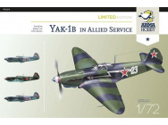 Yak-1b Allied Fighter Limited Edition - 1:72e - Arma Hobby - 70029