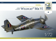 Wildcat Mk VI Model Kit - 1:72e - Arma Hobby - 70032