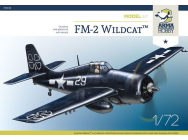 FM-2 Wildcat Model Kit - 1:72e - Arma Hobby - 70033