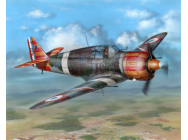 Bloch MB 152C.1  Red&Yellow Stripes  - 1:32e - Azur - 100-A094