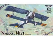 Nieuport Ni.21, Ukraine - 1:72e - BAT Project - BAT72005