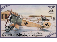 Siemens-Schuckert D.1 early - 1:72e - BAT Project - BAT72006
