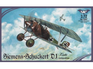 Siemens-Schuckert D.1, late - 1:72e - BAT Project - BAT72007