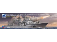 Chinese Navy DDG 138 TAIZHOU Sovremenniy Class 956EM Improved Destroyer- 1:200e - Bronco Models - BB2001