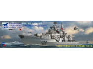 Chinese Navy DDG 139 NINGBO Sovremenniy Class 956EM Improved Destroyer- 1:200e - Bronco Models - BB2002