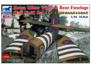 Horsa Glider Wing &Rear Fuselage (Tail - 1:35e - Bronco Models - AB3574