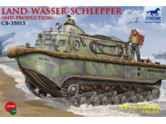 Landwasserschlepper (Middle Production) Mid Production- 1:35e - Bronco Models - CB35015