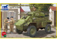 Humber Armored Car Mk.IV - 1:35e - Bronco Models - CB35081